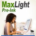 MaxLight Pre-Inked<br>RUBBER STAMPER