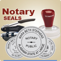 Select Trodat Notary Seal or Ideal Notary Seal, Ideal Embossing Notary Seal, Mobile Notary Seal or Round Notary Seals online. Ships in 24 hrs if in by 4 pm Central.