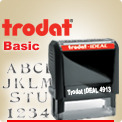 Trodat Rubber Ink Stamps for Wholesale Buyers. Value Priced. Trodat 4911, Trodat 4912, Trodat 4913, Trodat 4915, Trodat 4925 Rubber Ink Stamps fast.