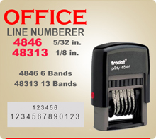 Trodat 4800 Trodat 4810 Trodat 4820 Trodat 4817 Self Ink Stock Line Daters. Select your choice by clicking proper button below.