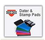 Replacement pads for Self Inking 2000 Plus Rubber Stamps and Self Inking Daters. Enter your brand name.