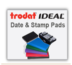 Replacement pads for Self Inking Trodat Rubber Stamps and Self Inking Daters. Enter your brand name.